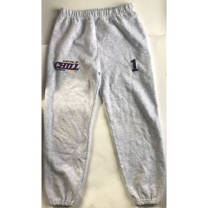 "Gildan Pants - Maryland Gray ""Chill"" Athletic Pants"